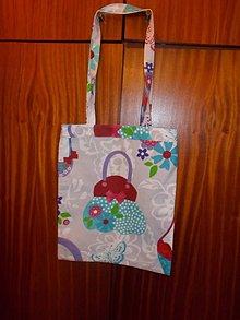 Detské tašky - Taška kabelková, tyrkysová - 7889630_