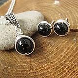 Sady šperkov - onyx - 7892111_