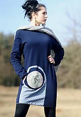 Šaty - Jelen v borovém háji - 7889440_