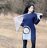 Šaty - Jelen v borovém háji - 7889441_