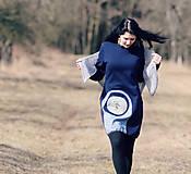 Šaty - Jelen v borovém háji - 7889443_