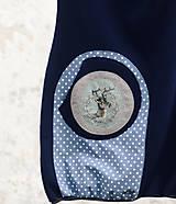Šaty - Jelen v borovém háji - 7889444_