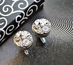 Šperky - manžetové gombíky - 7895282_