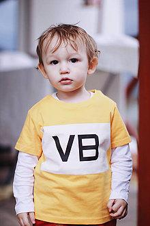 Detské oblečenie - VB (alebo aj Veľký Brat) - 7896446_