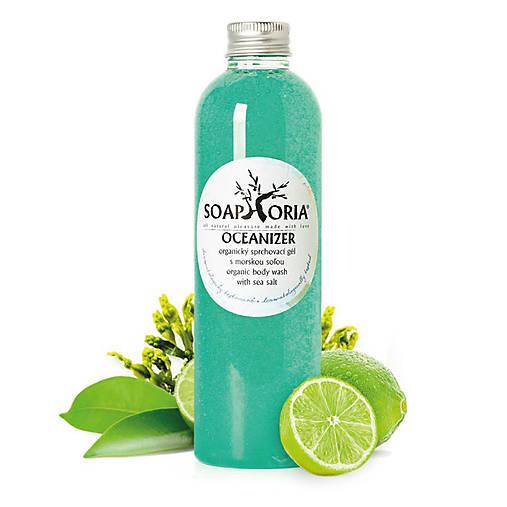 Oceanizer - organický sprchovací gél