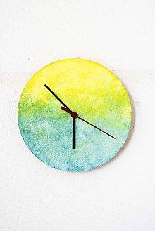 Hodiny - hodiny... sen o lete - 7898320_
