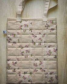 Nákupné tašky - Taška na nákupy - patchwork - 7895224_