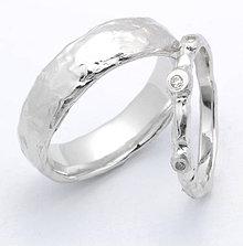 Prstene - Ručne vypracované prstene Jabbah I. / III. - 7894521_