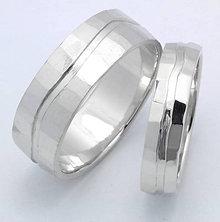 Prstene - Ručne vypracované prstene  Regor I. / III. - 7894687_