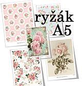 Ryžový papier A5