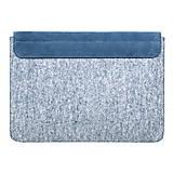 Na tablet - Tabletové plstené púzdro 10 palcové, modré FELT - 7895502_