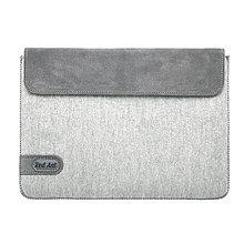 Na tablet - Tabletové plstené púzdro 10 palcové, sivé FELT - 7895529_