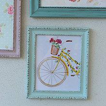 Obrázky - Little Old Bike - predaný - 7895878_