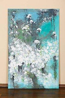 Obrazy - kvetinové zátišie - 7898224_