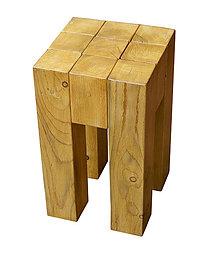 Nábytok - Drevená stolička - 7895654_