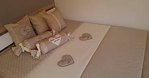 prehoz na postel  220 x 220  cm sweet home