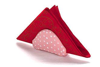 Krabičky - Ružový servitník - 7899060_