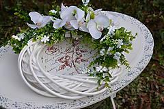 Dekorácie - Svadobný venček - 7899070_