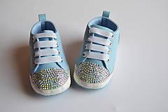 Topánočky - Capačky AB Crystal - 7903012_