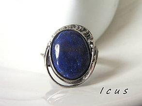 Prstene - Prsteň Lapis - Nerideol - 7902514_