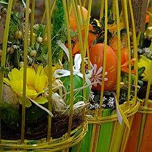 Dekorácie - Velikonoční dekorace - Klícky - 7901810_