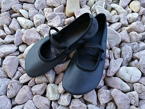 9162fac1b28b Barefoot balerínky   hemed - SAShE.sk - Handmade Obuv