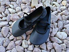 Obuv - barefoot balerínky - 7902056_