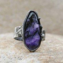 Prstene - Čaroit prsteň - 7901477_