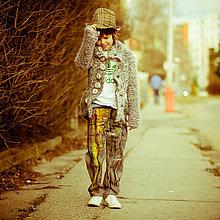 Detské oblečenie - Origo chlapčensky sveter V - 7903725_