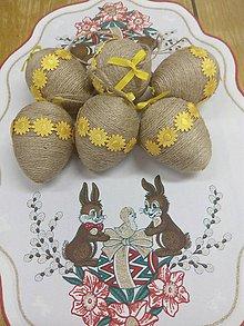 Dekorácie - Veľkonočné vajíčka - 7904253_