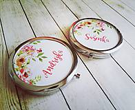 Zrkadielka - Zrkadielko s menom - 7904232_