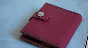 Peňaženky - _kožená peňaženka - 7907872_
