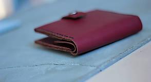 Peňaženky - _kožená peňaženka - 7907874_