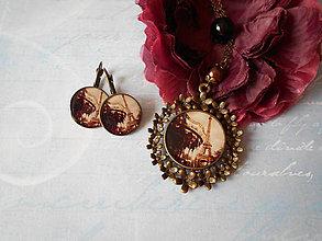 Sady šperkov - Nostalgický Paríž - ZĽAVA zo 6,50 eur - 7907032_
