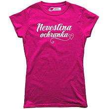 Tričká - Nevestina ochranka - 7905521_