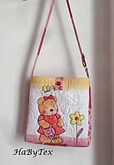 Detské tašky - Tašky šité na objednávku - 7908191_