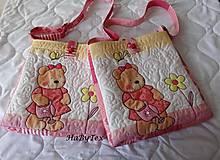 Detské tašky - Tašky šité na objednávku - 7908192_