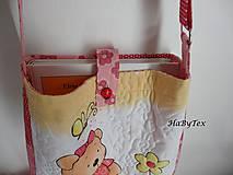 Detské tašky - Tašky šité na objednávku - 7908193_