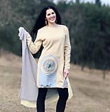 Šaty - Daněk v borovém háji - 7907183_