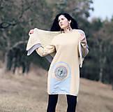 Šaty - Daněk v borovém háji - 7907189_