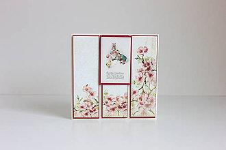 Papiernictvo - Veľkonočná pohľadnica zajko - 7904429_