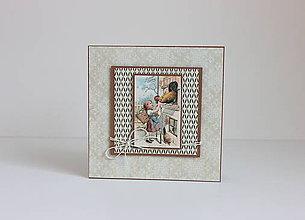 Papiernictvo - Veľkonočná pohľadnica - 7904964_