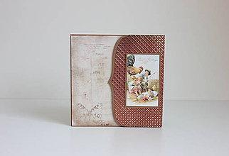 Papiernictvo - Veľkonočná pohľadnica - 7905103_