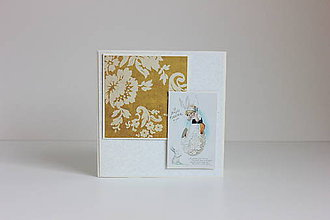 Papiernictvo - Veľkonočná pohľadnica - 7905464_