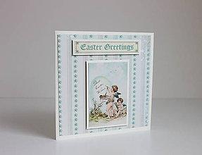 Papiernictvo - Veľkonočná pohľadnica - 7905632_