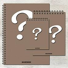 Papiernictvo - MADEBOOK sada -