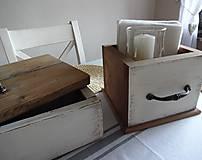 Nábytok - Šuflík po babičke - 7912253_