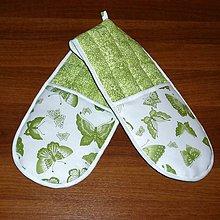 Úžitkový textil - chňapka na dve ruky :) - 7911375_