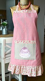 Iné oblečenie - Pre výbornú kuchárku - 7909402_