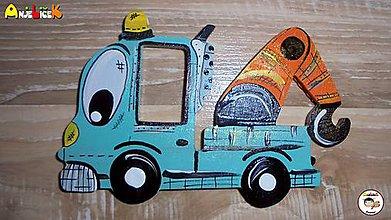Magnetky - Magnetka - auto odtahovka - 7911718_